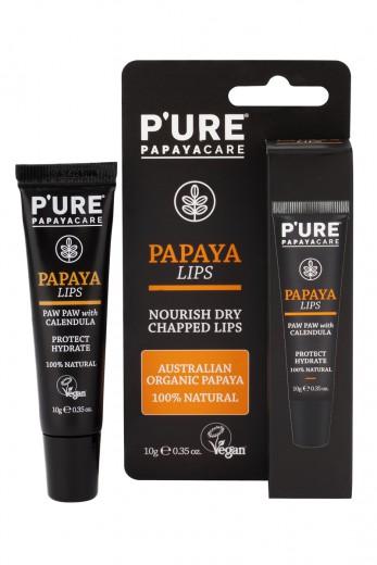 Balzam Pure Papaya Lips, 10 g