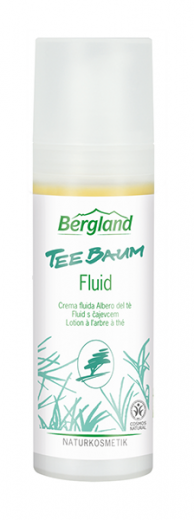 TEEBAUM fluid s čajevcem Bergland, 30 ml