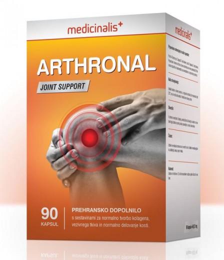 Medicinalis, prehransko dopolnilo arthronal, 90 kapsul