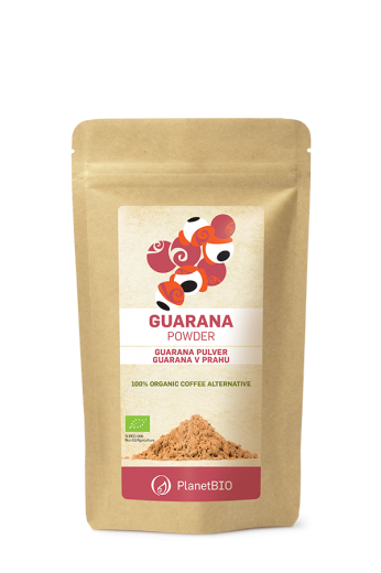 PlanetBIO, guarana v prahu, 100 g