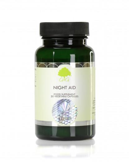 G&G Vitamins, prehransko dopolnilo nočni kompleks, 30 kapsul