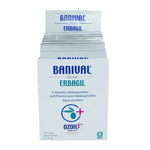 Banival krema, 10 x 3 ml