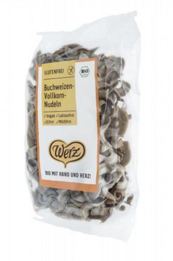 Ajdove polnozrnate testenine bio Werz, 200 g