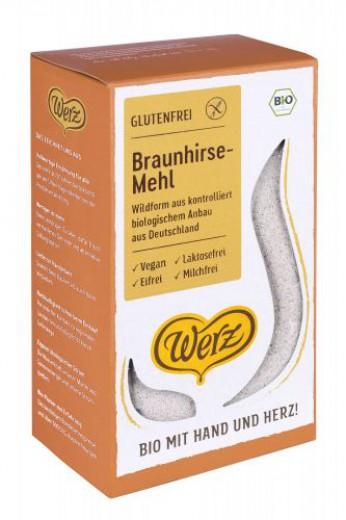 Bio mleto neoluščeno proso Werz, 500 g