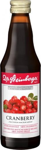 Dr. Steinberger Cranberry, 330 ml