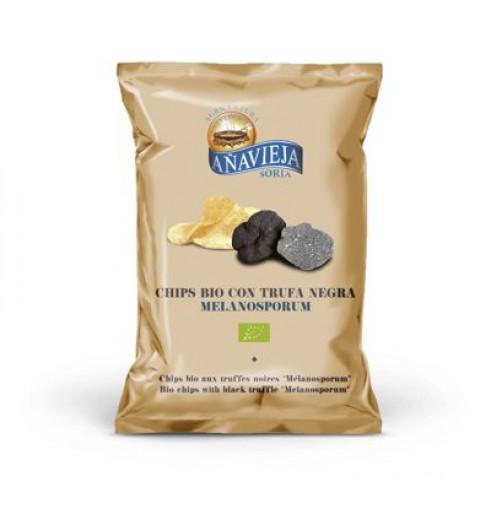 Bio krompirjev čips s črnim tartufom, 40 g
