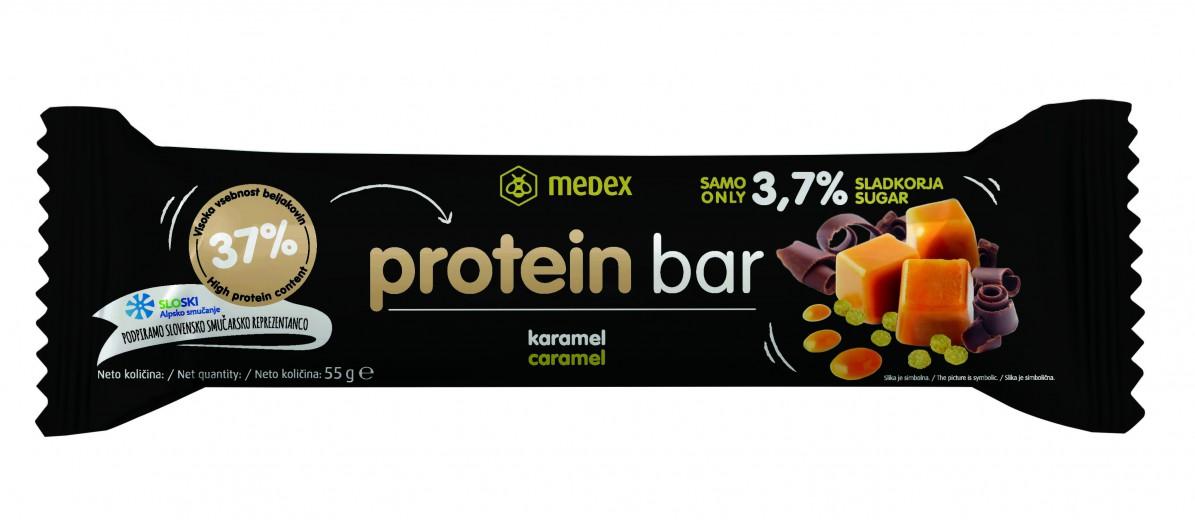 Protein Bar Karamel, 55g