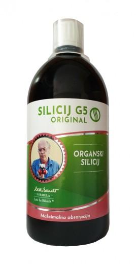 Silicium laboratories, silicij G5 original, 1000 ml