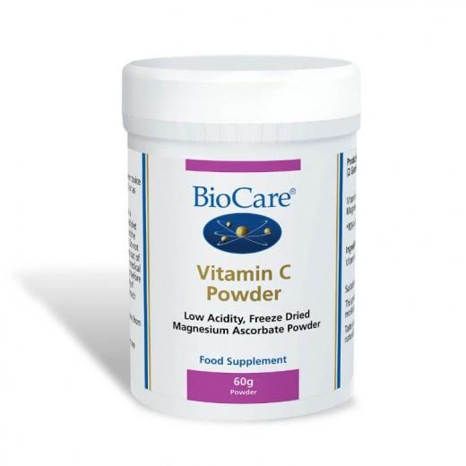 BioCare, vitamin C v prahu, 60 g