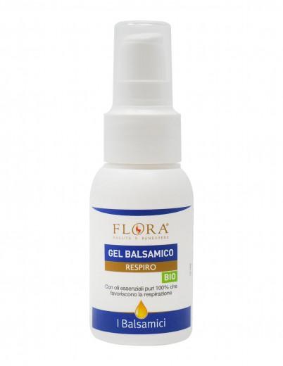 Bio balzamični gel  Flora, 50 ml