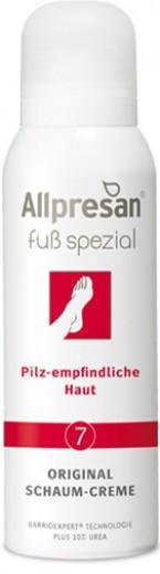 Kremna pena za kožo Allpresan 7, 125 ml