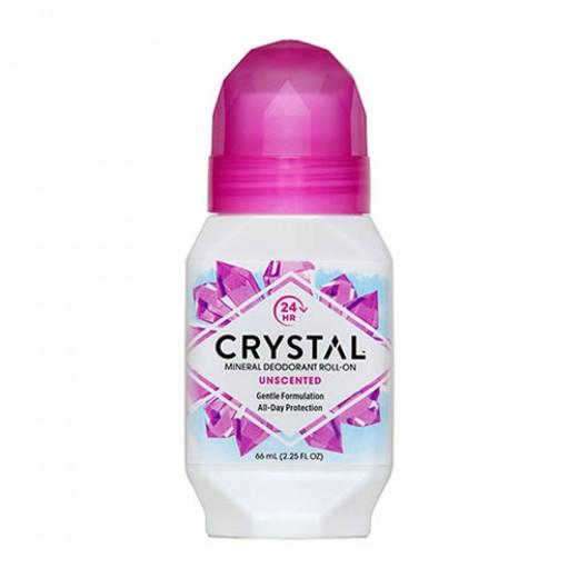 Crystal deodorant Roll-on, 66 ml