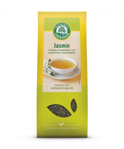 Lebensbaum zeleni čaj jasmin bio, 75 g