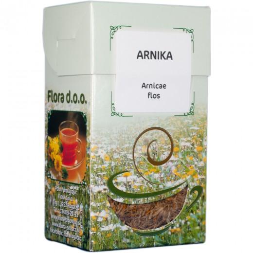 Arnika zeliščni čaj Flora, 30 g