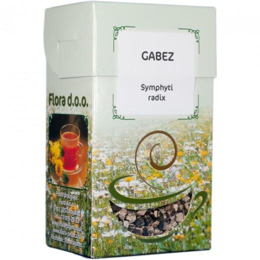 Gabez koren zeliščni čaj Flora, 150 g