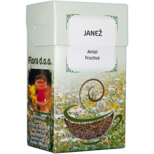 Janež zeliščni čaj Flora, 100 g