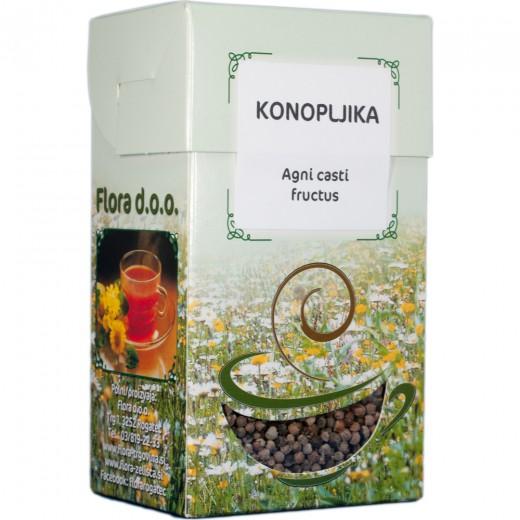 Konopljika zeliščni čaj Flora, 100 g