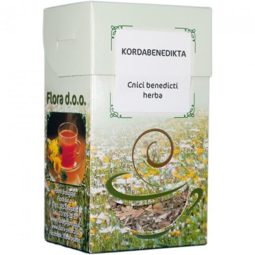 Kordabenedikta zeliščni čaj Flora, 50 g