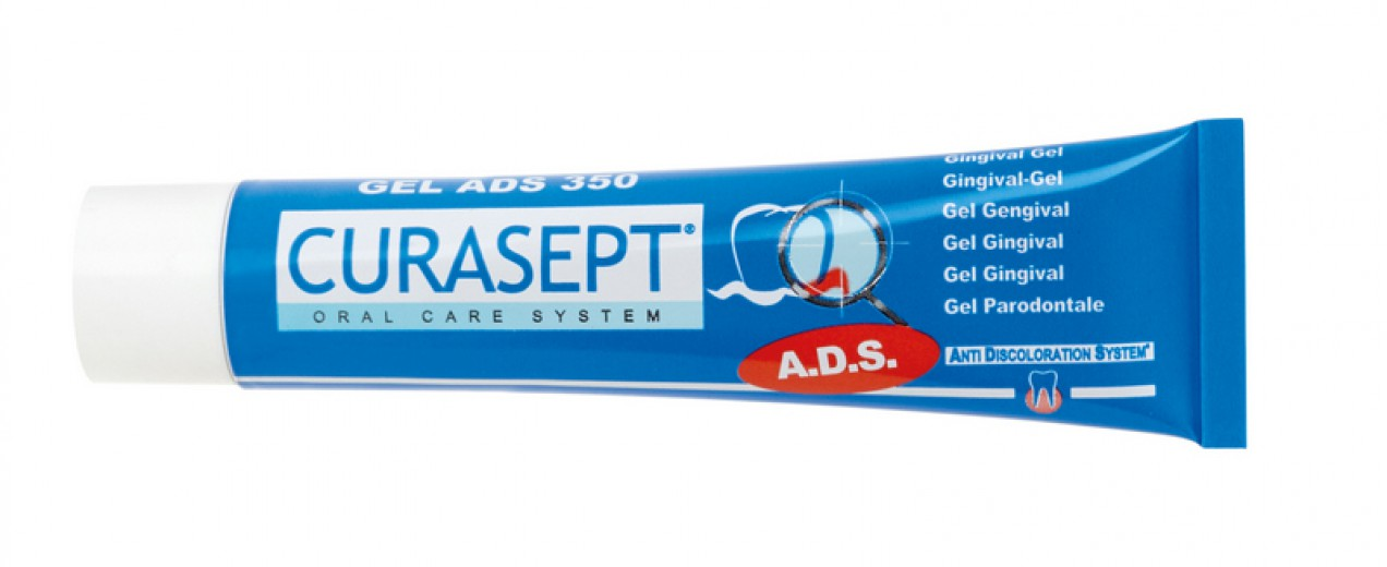 Curasept Ads 350 parodontalni gel, 30 ml