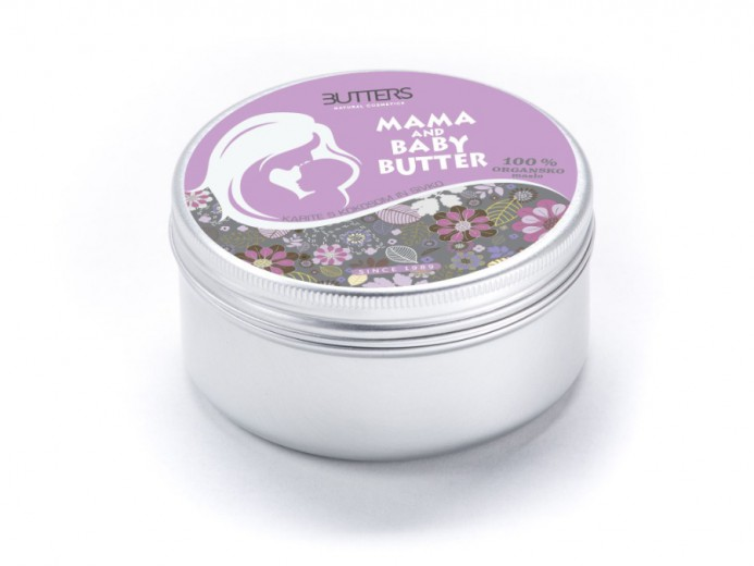 Butters Mama & Baby Butter sivka, 100 ml