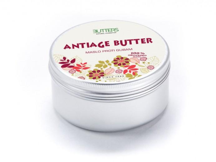 Butters Antiage maslo proti gubam, 100 ml