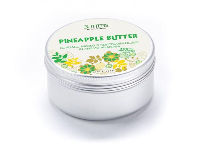 Butters Cupuacu maslo z ananasom, 100 ml