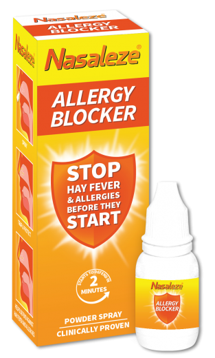 Nasaleze mint pršilo za nos, blokira alergije, 500mg