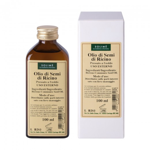 Ricinusovo olje Solime, 100 ml