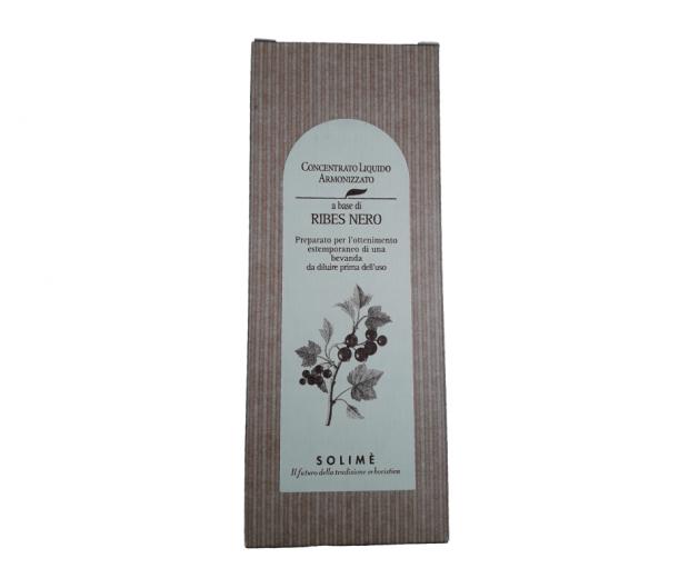 Črni ribez - harmoniziran tekoči koncentrat Solime, 200 ml
