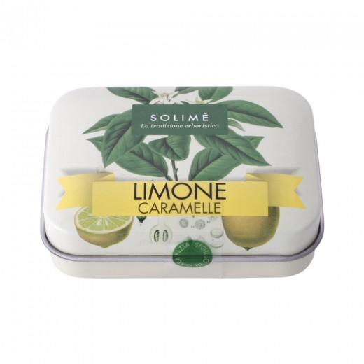 Bonboni Limona Solime, 40 g