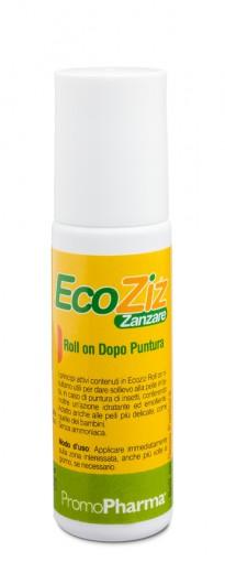 Ecoziz roll-on po piku komarjev in insektov, 20 ml