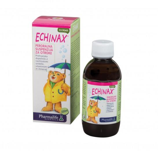 Pharmalife Research, fitobimbi echinax, peroralna suspenzija, 200 ml
