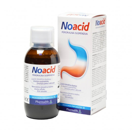 Pharmalife Research, noacid peroralna suspenzija, 200 ml