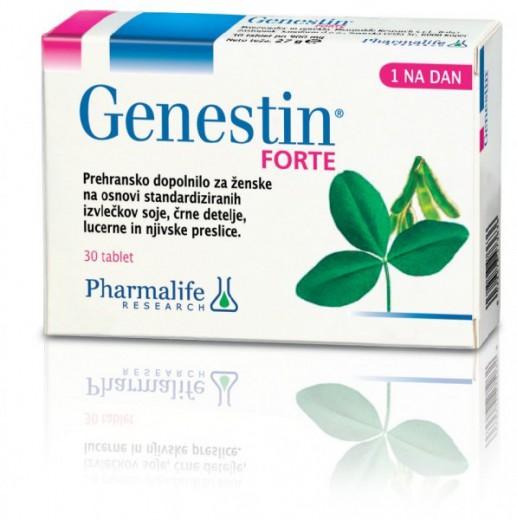 Pharmalife Research, genestin forte, tablete, 30 tablet