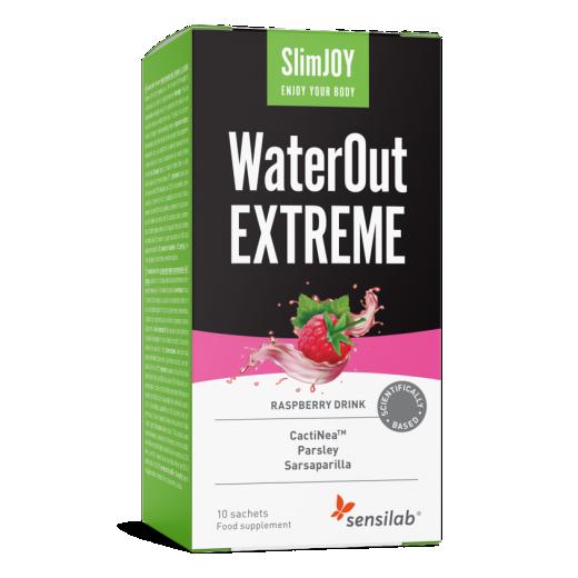 SlimJOY WaterOut EXTREME, 10 vrečk, Sensilab