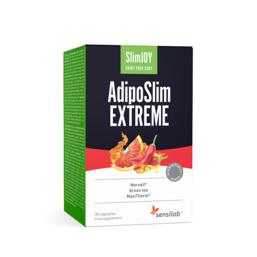 SlimJOY AdipoSlim EXTREME, 30 kapsul, Sensilab