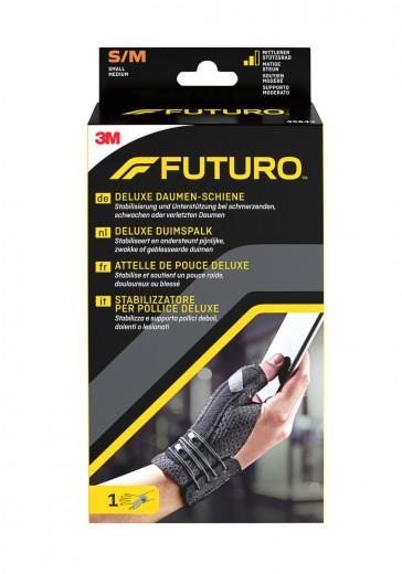 Futuro Opornica za palec, črna