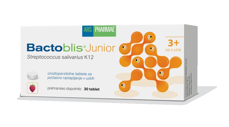 Bactoblis Junior, 30 tablet