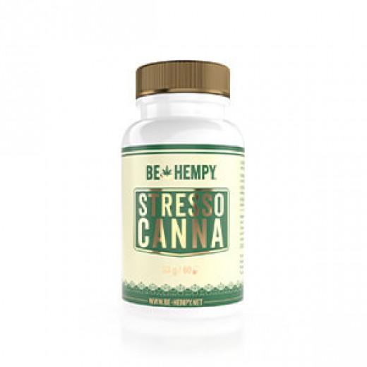 Be hempy, stressocanna, 60 kapsul