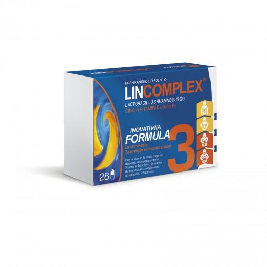 Lek, lincomplex, 28 kapsul