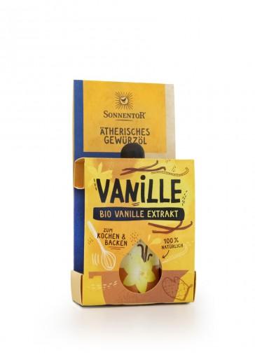 Bio začimbno eterično olje vaniljin izvleček