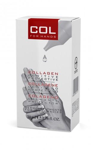 Vital Plus Active - COL for Hands, vlažilno obnovitveni tretma za kožo rok, 50 ml