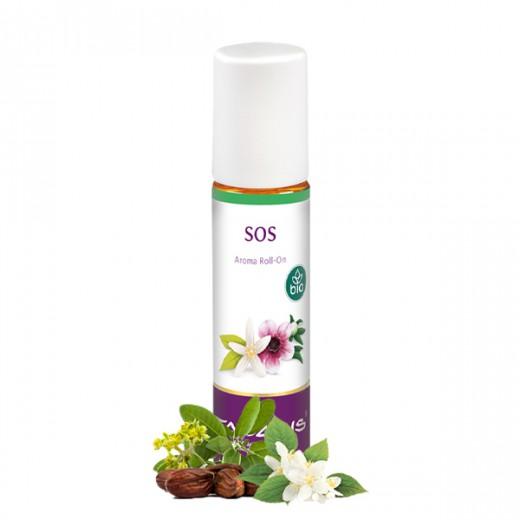 """BIO aroma rolon """"SOS"""" 10ml"""