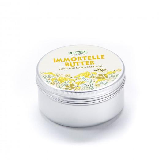 Butters karitejevo maslo z eteričnim oljem smilja, 100 ml