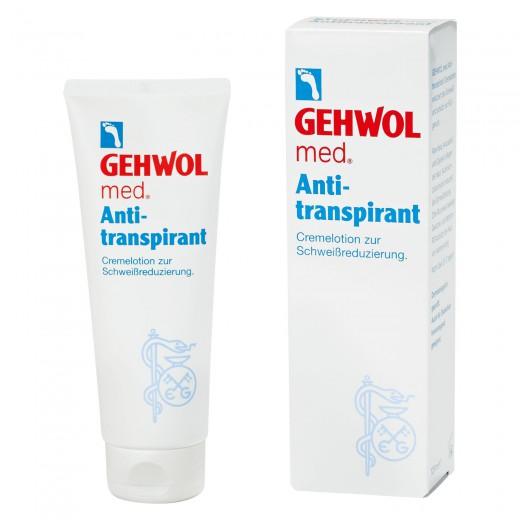 Gehwol med Antitranspirant, 125 ml