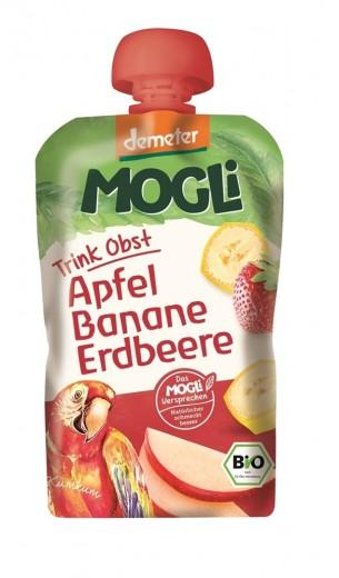 Ekološki smuti napitek Demeter - jagoda Mogli, 100 g
