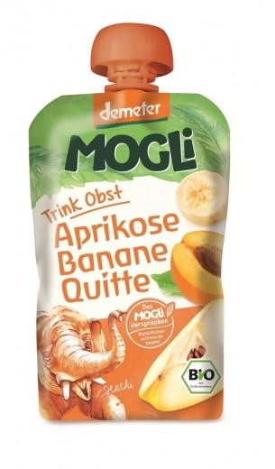 Ekološki smuti napitek Demeter - marelica Mogli, 100 g