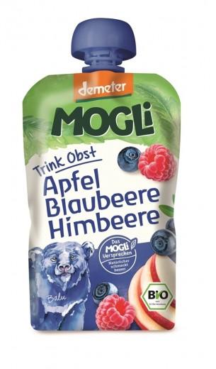 Ekološki smuti napitek Demeter - borovnica Mogli, 100 g