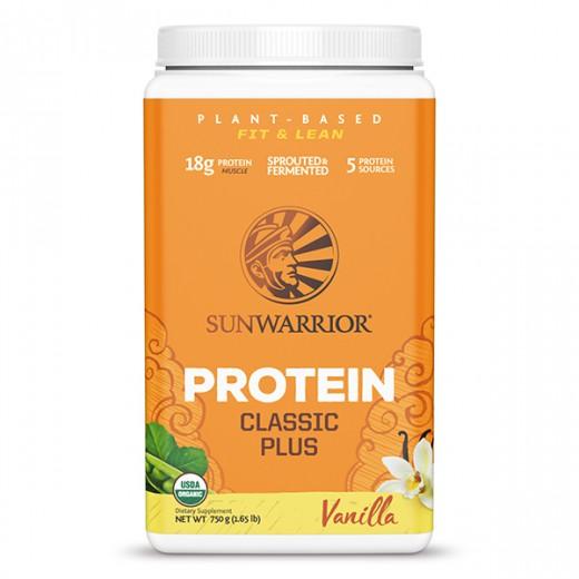 Proteini Sunwarrior Classic Plus vanilija 750g