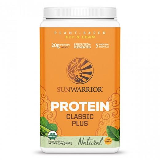 Proteini Sunwarrior Classic Plus Natural 750g